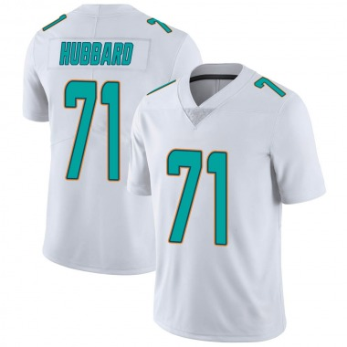 Youth Nike Miami Dolphins Jonathan Hubbard limited Vapor Untouchable Jersey - White